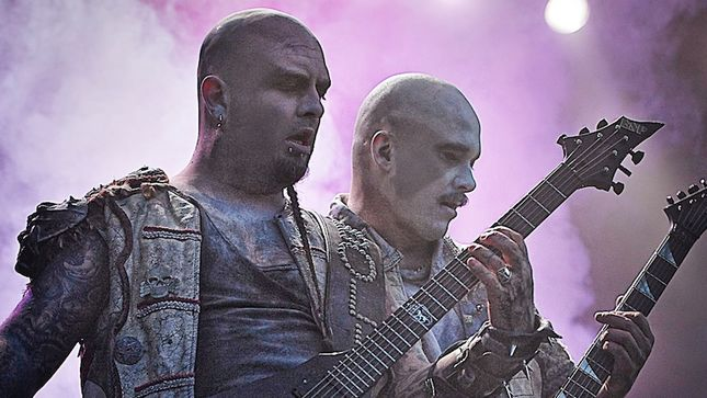 "DIMMU BORGIR's ""The Serpentine Offering"" Added To Rock Band 4"