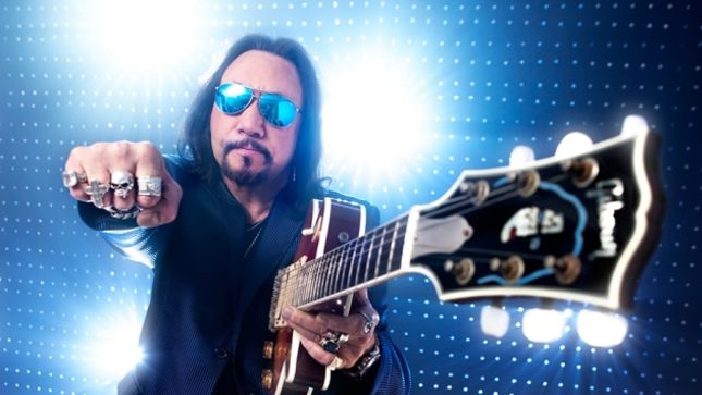 "ACE FREHLEY Discusses Upcoming Origins Vol. 2 Album – ""I've Got A Song By HENDRIX And A Song By CREAM And THE ANIMALS"""
