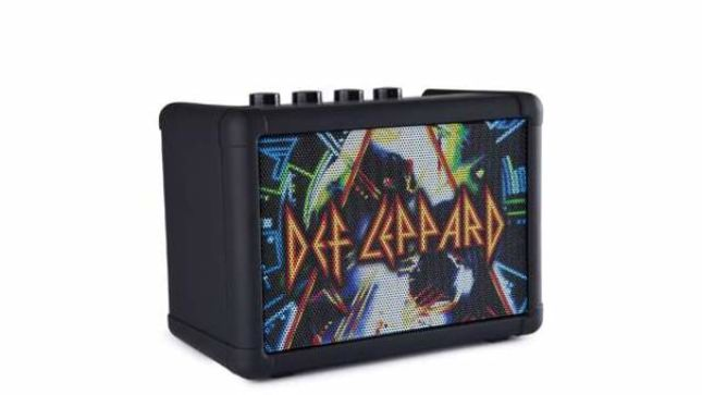 DEF LEPPARD - Limited Edition Blackstar Fly 3 Bluetooth Mini Amp To Be Available In July