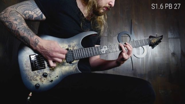 THE HAUNTED Guitarist OLA ENGLUND's Solar Guitars Introduces Two New Extended Range Models
