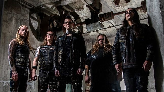 "CARNIFEX To Release World War X Album In August; Music Video For ""No Light Shall Save Us"" Feat. ALISSA WHITE-GLUZ Streaming"