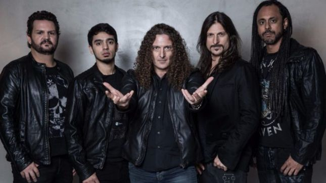 "ANGRA Postpone São Paulo Show In Tribute To ANDRÉ MATOS - ""Our Instruments Are Quiet In Mourning"""