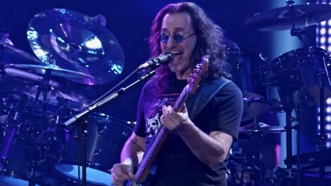 "GEDDY LEE On RUSH's Longevity – ""Alex, Neil, And Myself Are Very Nice Canadian Boys…"""