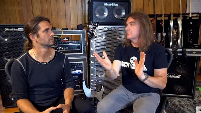 "DAVID ELLEFSON On The Importance Of Dystopia – ""That Album Was Critical To Reframing The Origins Of MEGADETH"""