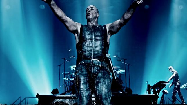 Report: RAMMSTEIN Singer TILL LINDEMANN Under Investigation For Assault