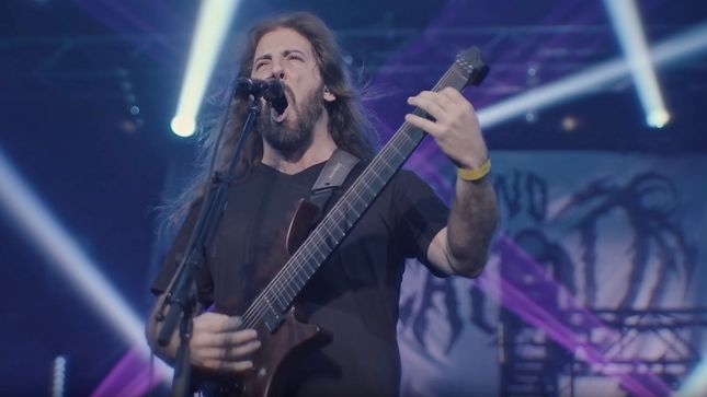 "BEYOND CREATION Premier Official Live Video For ""The Afterlife"""