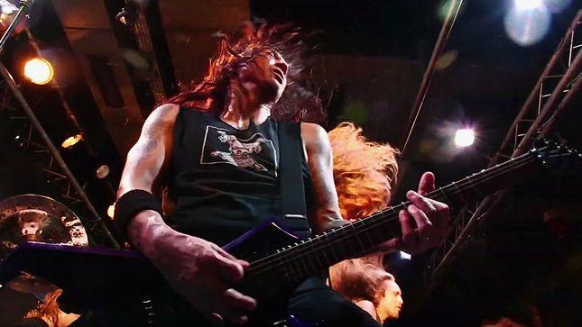 DEATH ANGEL Release New Video Recap From European Humanicide Tour 2019: Bremen, Germany