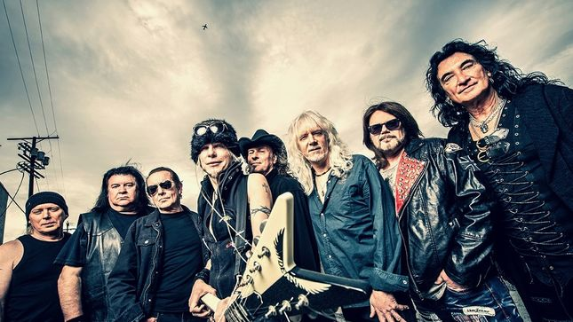 MICHAEL SCHENKER FEST Release New Revelation Album Trailer: How Michael Found Singer GARY BARDEN; Video