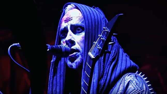 BEHEMOTH - Limerick Councillor Attacks Band Over Satanic Behaviour; Calls For Performance Ban