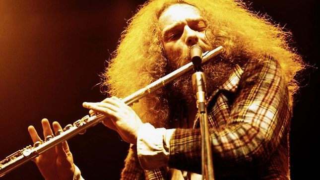 IAN ANDERSON Celebrates 50 Years Of JETHRO TULL  - The Rhino Podcast, Part 2; Audio