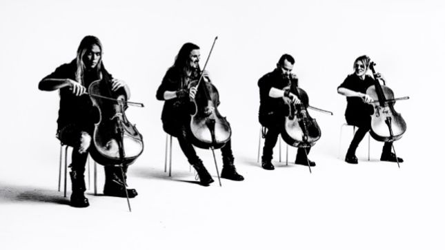 New Album Releases 2020 APOCALYPTICA Sign With Silver Lining Music; New Album Due For