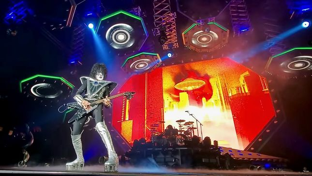 KISS Live In Zurich, Switzerland; Pro-Shot Video Released