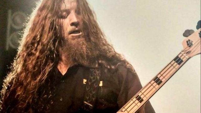 "Former ANNIHILATOR Bassist RUSS BERGQUIST Streaming ""Who You Are"" From New Solo Album"