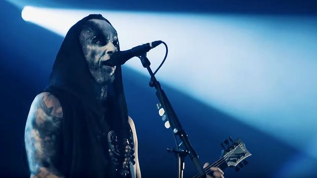 "BEHEMOTH - Couple Filmed Performing Oral Sex In Moshpit During Roskilde Festival Show - ""I'm Happy To See ANY Reaction To Our Music,"" Says NERGAL (Video)"