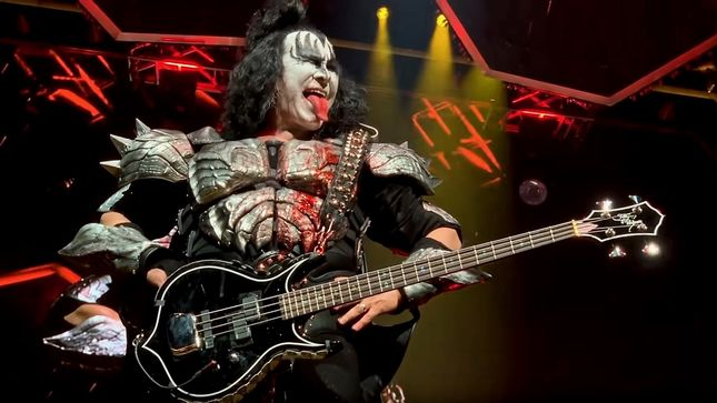 KISS - The Demon Waffle Maker Now Available
