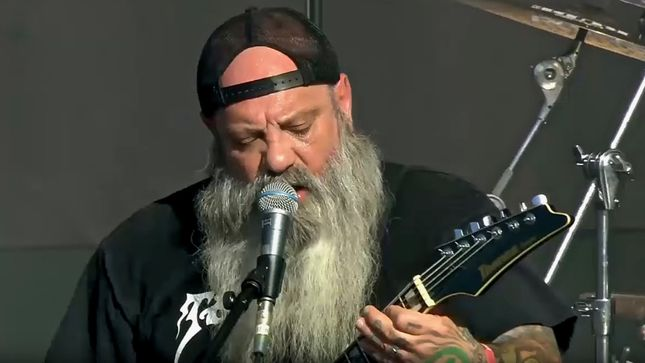 CROWBAR Live At Full Force Festival 2019; Video Of Full Set Streaming