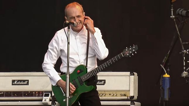 """STATUS QUO Release """"Bye Bye Medley"""" Live Video From Down Down & Dirty At Wacken"""