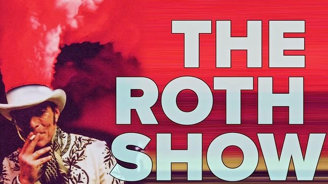 DAVID LEE ROTH - The Roth Show, Episode #16.B: A PHD In THC; Video