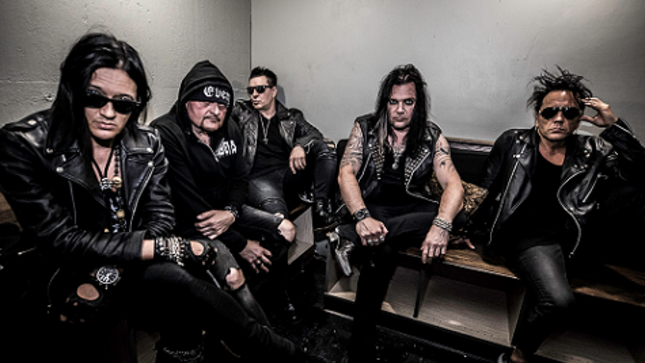 THE 69 EYES Issue Second Video Trailer For Upcoming West End Album
