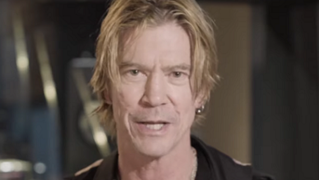 "DUFF MCKAGAN Talks Tenderness Solo Album In Series Of Brief Videos - ""It Was Going To Be Something Musically Bare"""