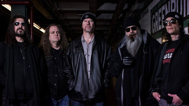 "EXHORDER - Mourn The Southern Skies Album Details Revealed; ""My Time"" Single Streaming"