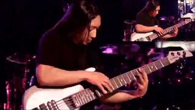 "Ultimate Guitar Showcases DREAM THEATER Bassist JOHN MYUNG - ""'I'm Not A Solo Guy; I Play Bass To Play With People"""