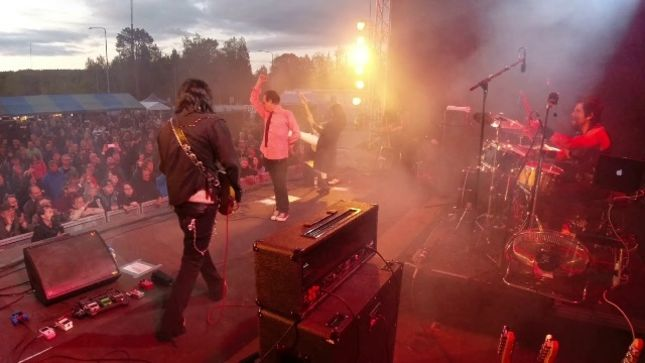 GRAHAM BONNET BAND - Multi-Angle Video From Finland's LankaFest 2019 Posted