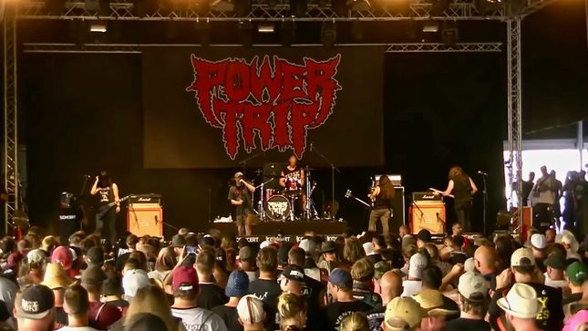 POWER TRIP Live At With Full Force XXVI; Pro-Shot Video Of Full Set Streaming