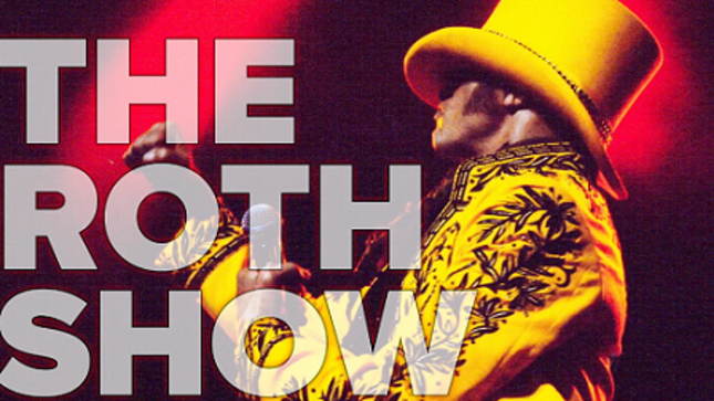 DAVID LEE ROTH - The Roth Show, Episode #16.C: Timing Is Everything; Video