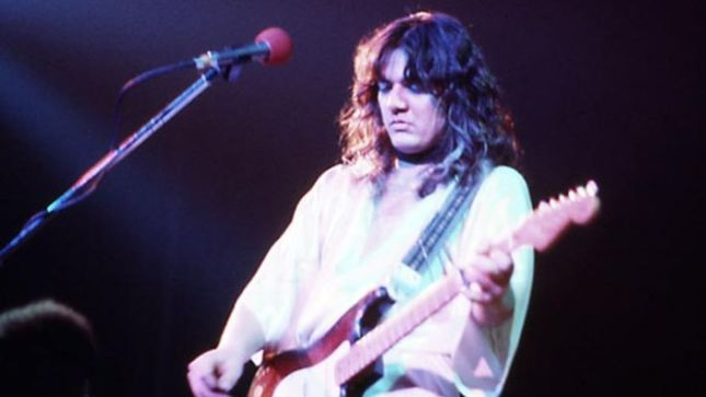TOMMY BOLIN - Two Guitars Used By Late DEEP PURPLE Guitarist Donated To The National Music Museum In South Dakota