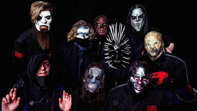 SLIPKNOT To Release New Song On Monday; Teaser Posted