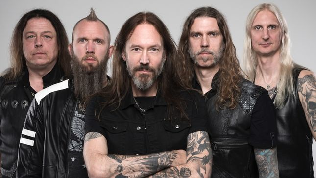 "HAMMERFALL - Dominion Track-By-Track: ""(We Make) Sweden Rock"" (Video)"