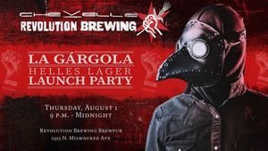 CHEVELLE Announce Exclusive Craft Beer Collaboration With Revolution Brewing; Launch Party Details Revealed