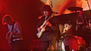 "RITCHIE BLACKMORE's RAINBOW Perform DEEP PURPLE Classic ""Burn"" In Spain; Video"