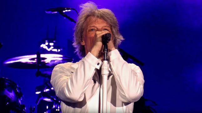 "BON JOVI Performs ""I'll Be There For You"" In Munich; Pro-Shot Video"