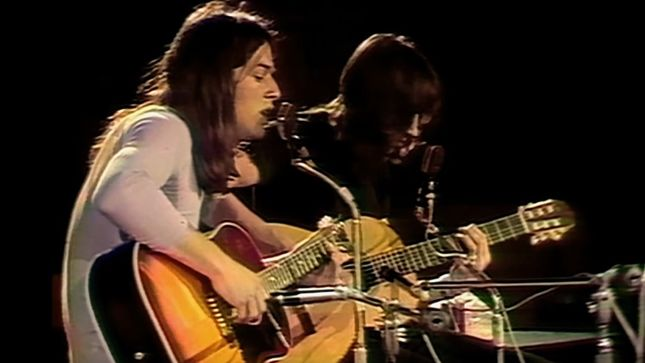 "PINK FLOYD - Rare 1970 ""Grantchester Meadows"" Live Broadcast Video Posted"