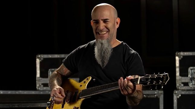 ANTHRAX Guitarist SCOTT IAN In Praise Of AC/DC's MALCOLM YOUNG -