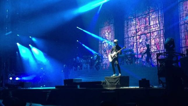 GHOST - Fan-Filmed Video From Heavy Montreal 2019 Posted