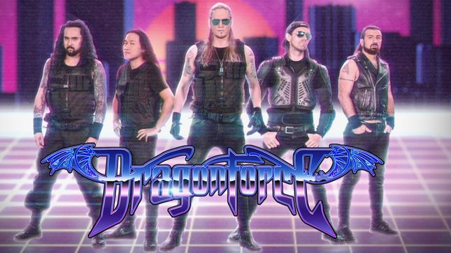 DRAGONFORCE Parts Ways With Bassist FRÉDÉRIC LECLERCQ