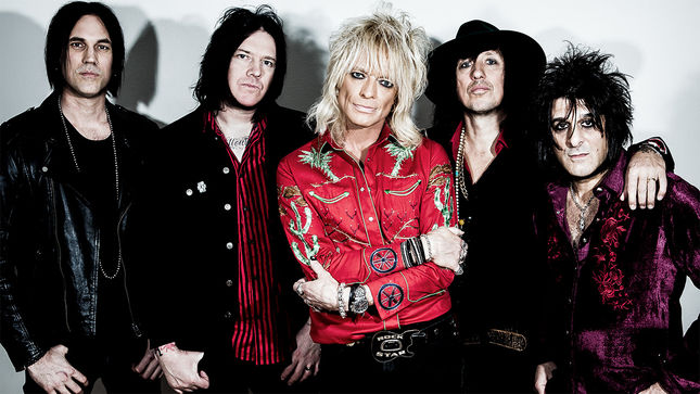 "MICHAEL MONROE – ""Rock 'N' Roll Ain't Happening That Much"""
