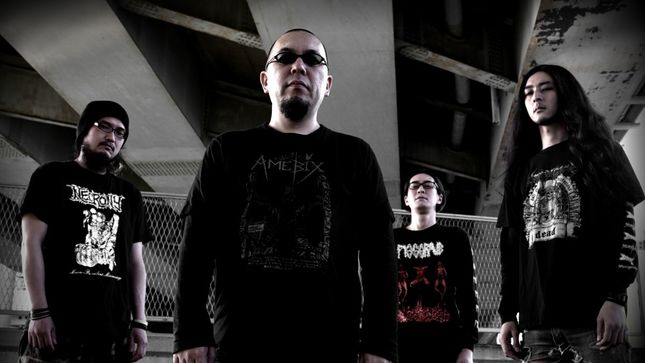 "COFFINS Streaming New Track ""Impuritious Minds"""