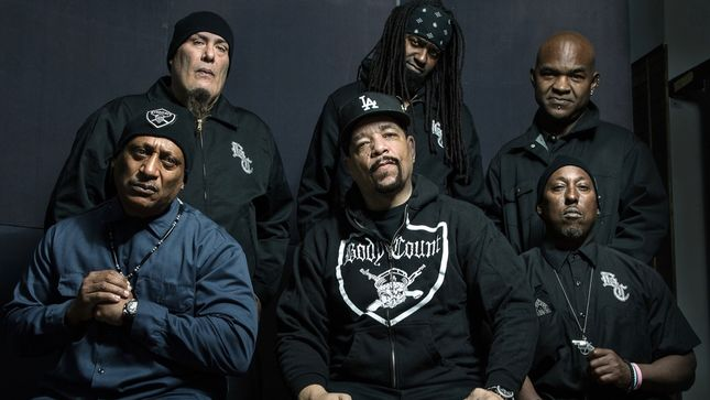 "BODY COUNT To Release ""Carnivore"" Single And Music Video On December 13"
