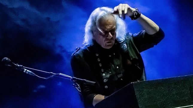 URIAH HEEP – PHIL LANZON To Miss Shows After Son's Death; DEEP PURPLE's DON AIREY To Fill In