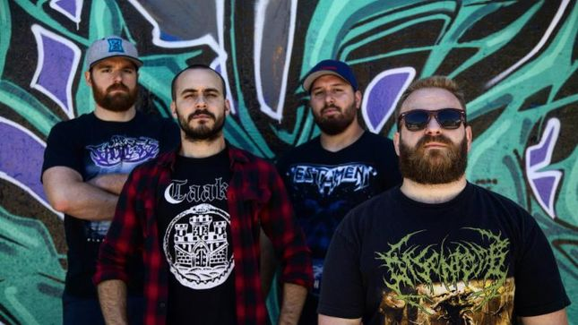 INFIRMITY - L.A. Death Metallers To Release Debut Album In November; Title Track Streaming