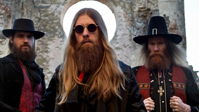 """KADAVAR Debuts """"Demons On My Mind"""" Music Video; For The Dead Travel Fast Album Out Now"""