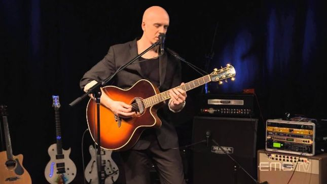 DEVIN TOWNSEND To Host Clinic And Perform Acoustic Set At Upcoming UK Guitar Show; Tickets Available