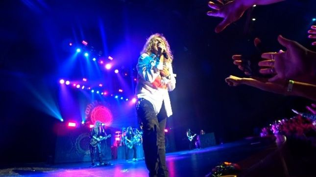 WHITESNAKE - Fan-Filmed Video Of Entire Moscow Show Available