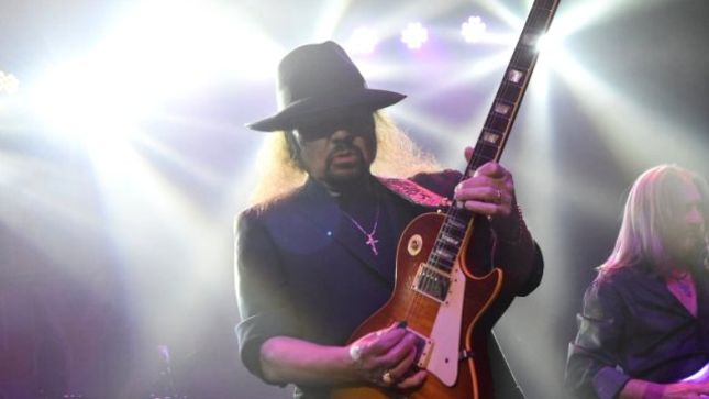 LYNYRD SKYNYRD Guitarist GARY ROSSINGTON Recovering From Heart Surgery; Upcoming Weekend Shows Pushed To October 2019