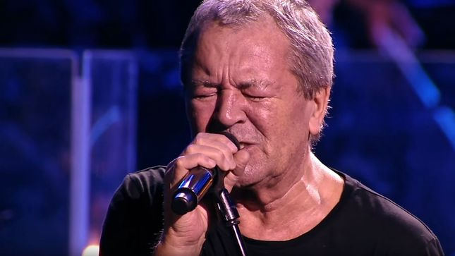 DEEP PURPLE Announce UK Tour With Special Guests BLUE ÖYSTER CULT; IAN GILLAN Hints At Spring Release For Band's New Studio Album