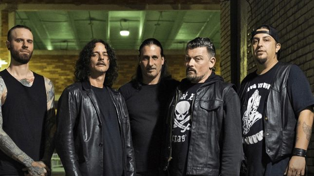 SILVERTOMB Featuring TYPE O NEGATIVE, AGNOSTIC FRONT, SEVENTH VOID Members Sign With Long Branch Records; New Single Out Next Week